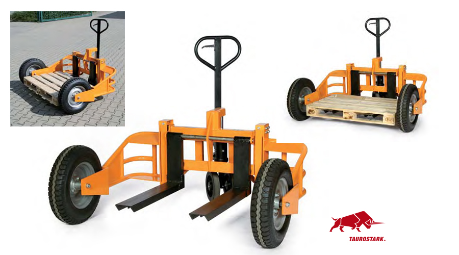 Gelaendegaengiger-Gabelhubwagen